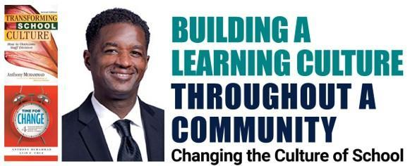 Educational Workshop: Building a Learning Culture Throughout our Community Thumbnail Image