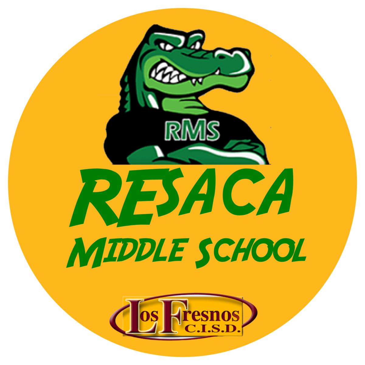 Resaca Middle School logo