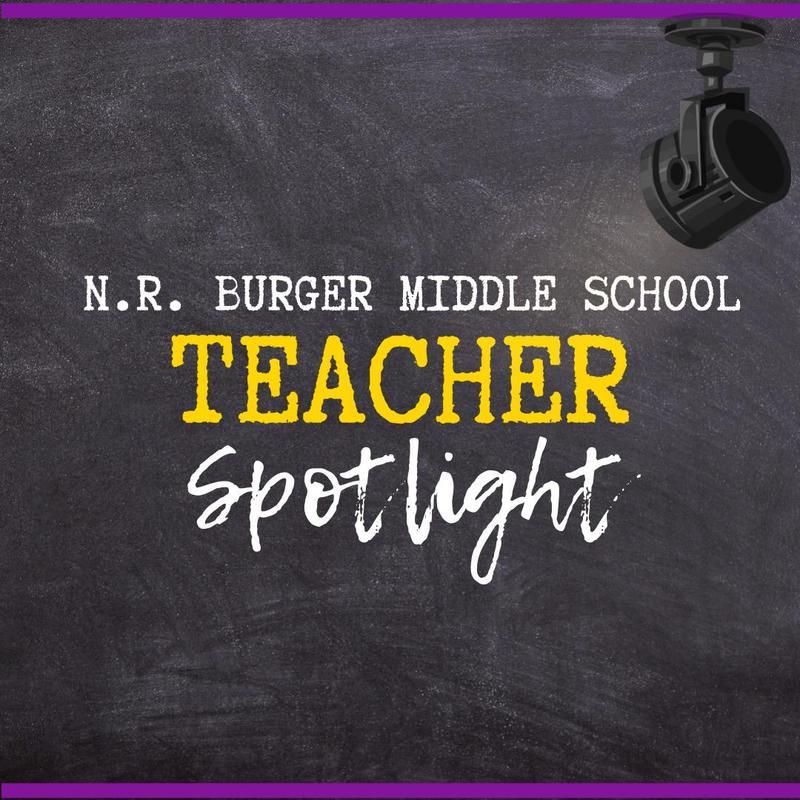 TEACHER SPOTLIGHT Featured Photo