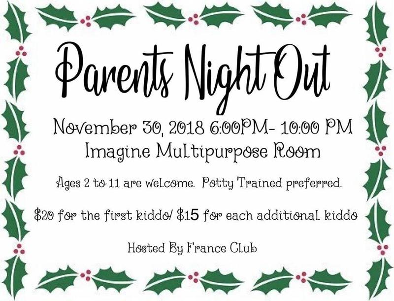 Parents Night Out Featured Photo