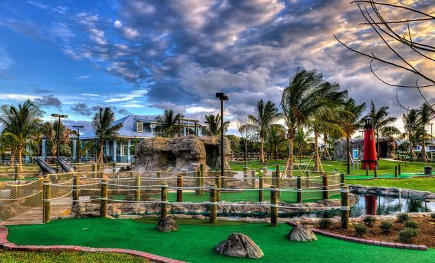 Lighthouse Cove Golf Course