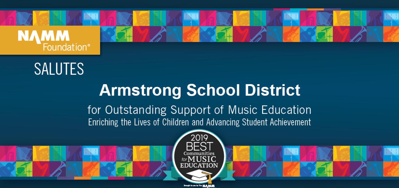 Armstrong School District Calendar 2021