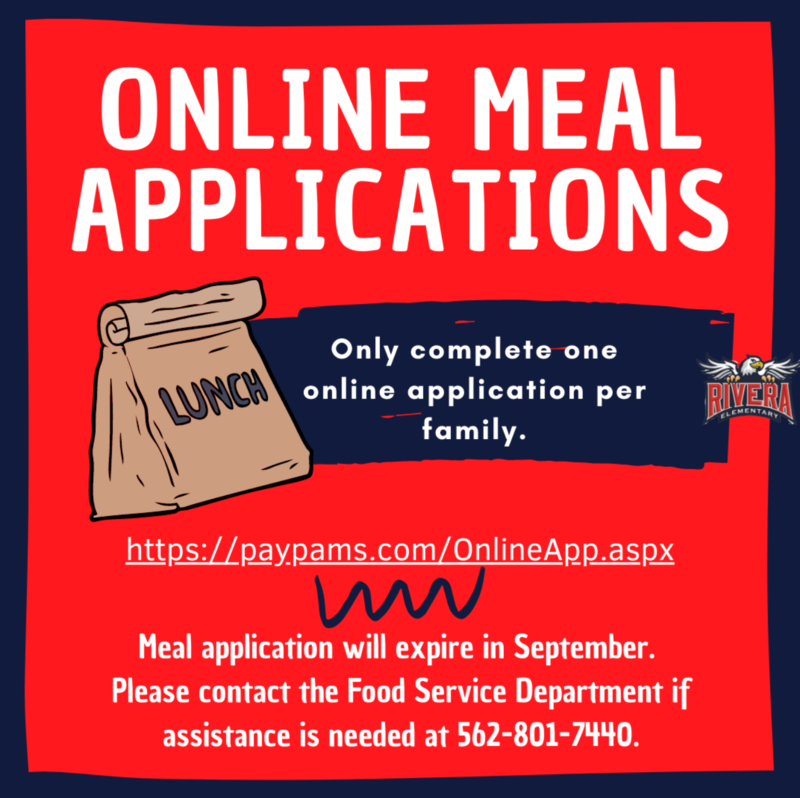 Online Meal applications