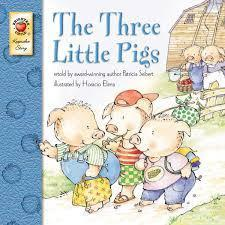 The Three Little Pigs retold by Patricia Seibert