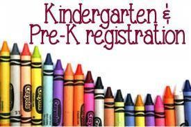 Pre-K and Kindergarten Registration Featured Photo