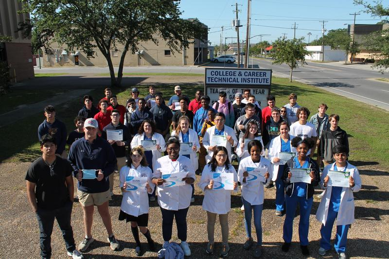CCTI Students Earn National Certifications Featured Photo
