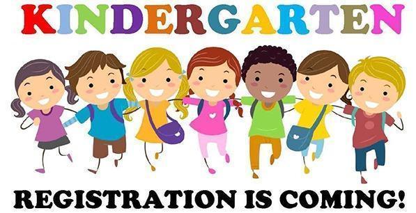 2021-2022 Kindergarten Registration Begins March 1st! Thumbnail Image