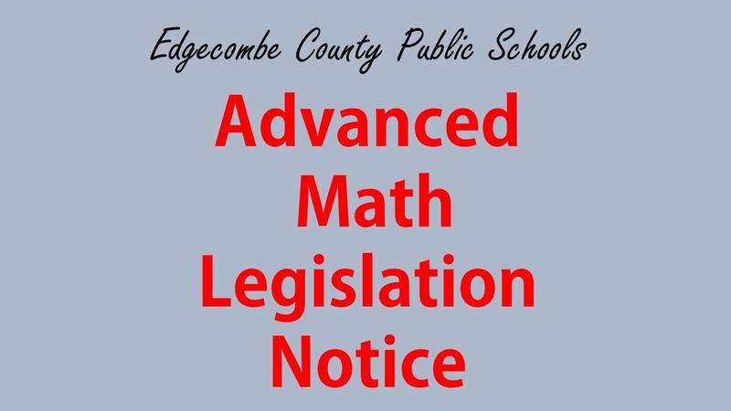 Advanced Math Legislation News Featured Photo