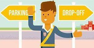 Secondary Student DROP OFF Information:  Starting Monday, Nov. 5th Thumbnail Image