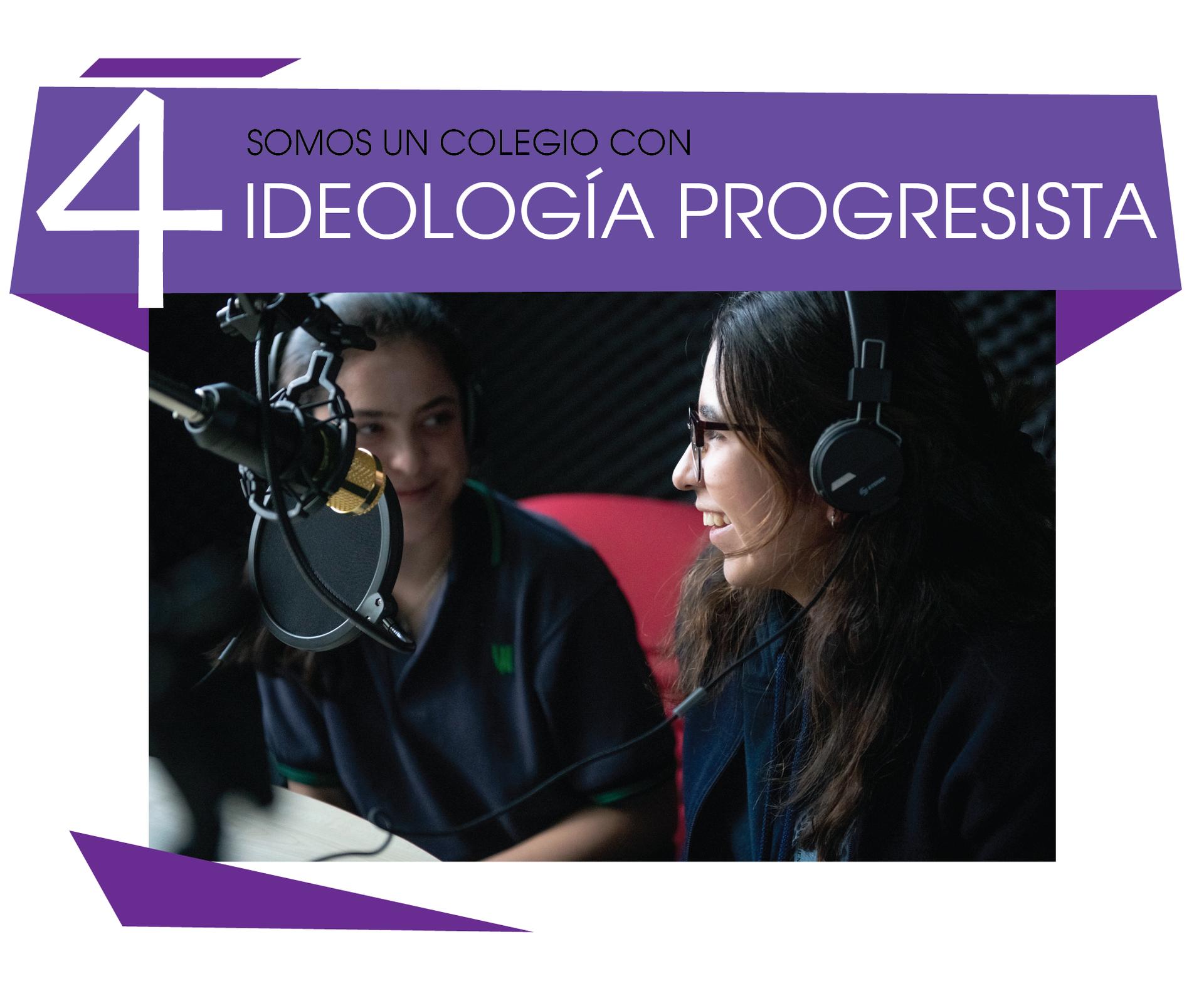 Ideología progresista