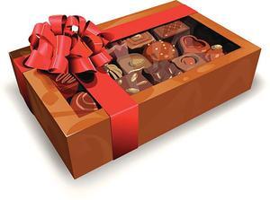pic of box of chocolates