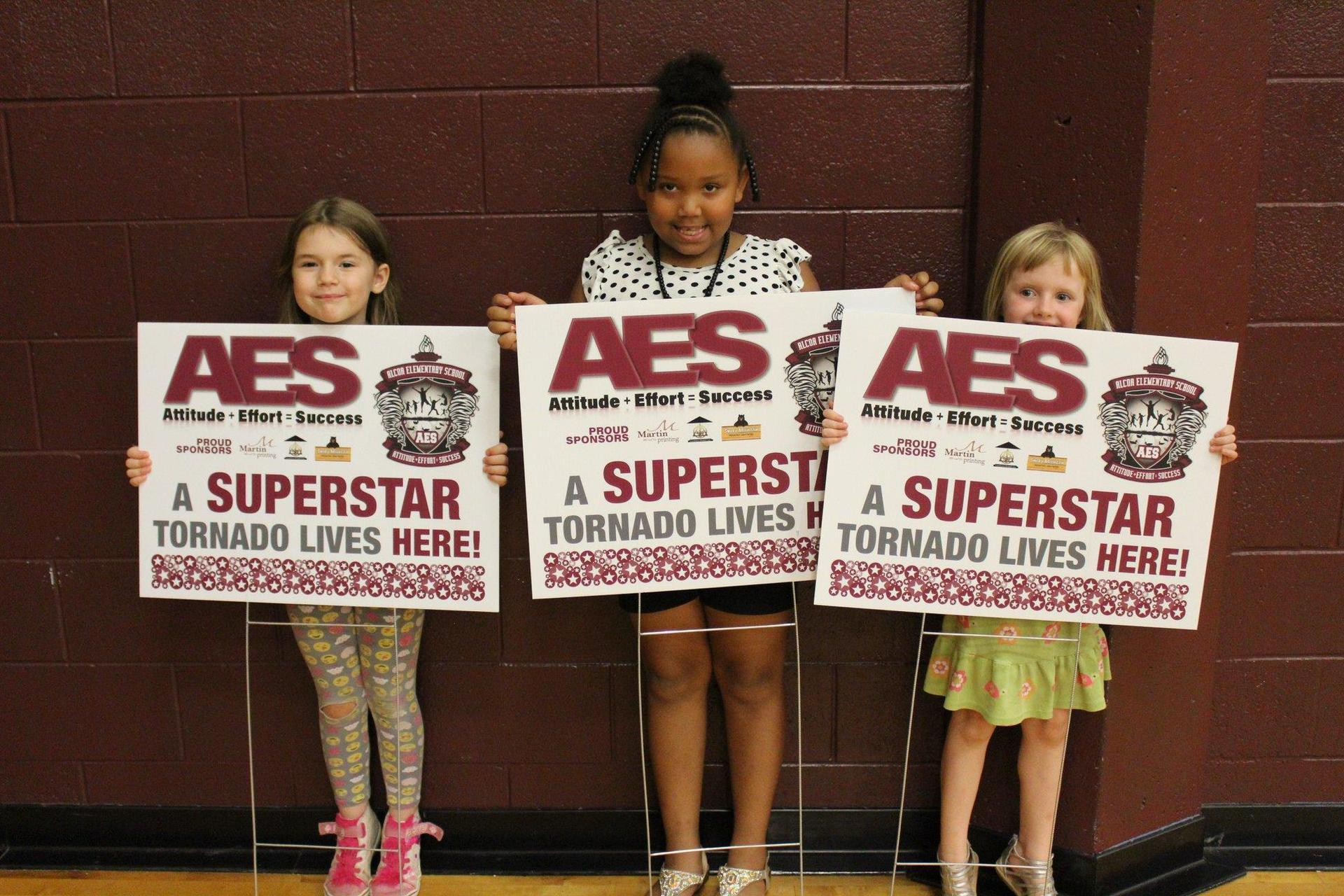 August AES Superstars