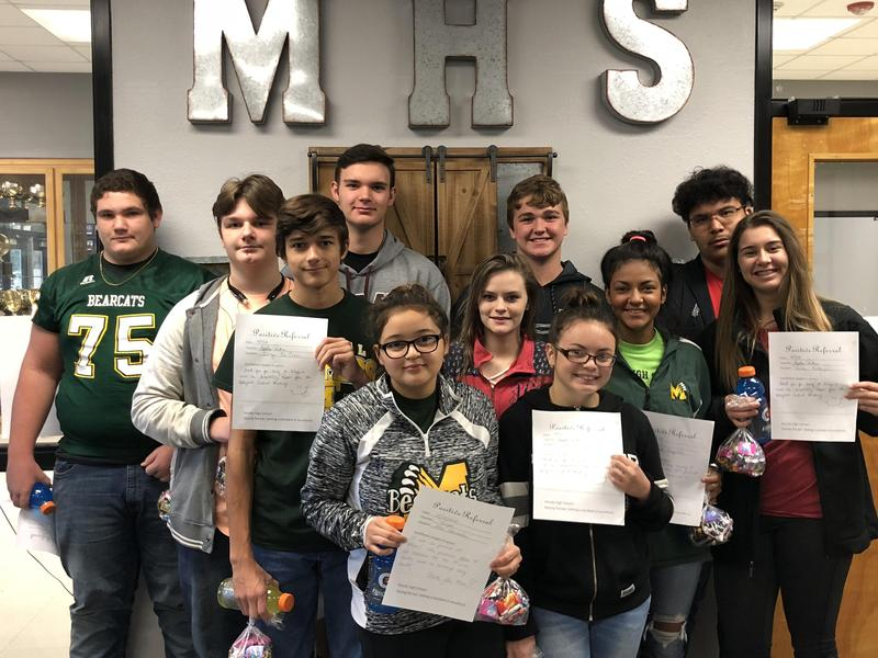 October Positive Referrals Featured Photo