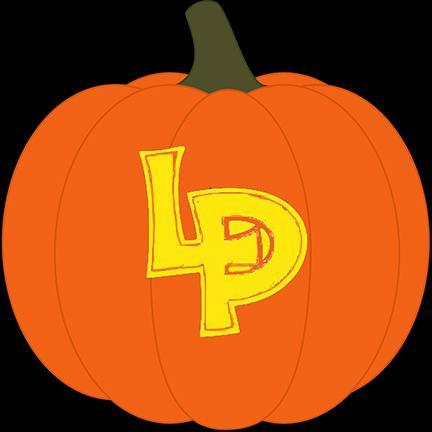 Pumpkin with LP