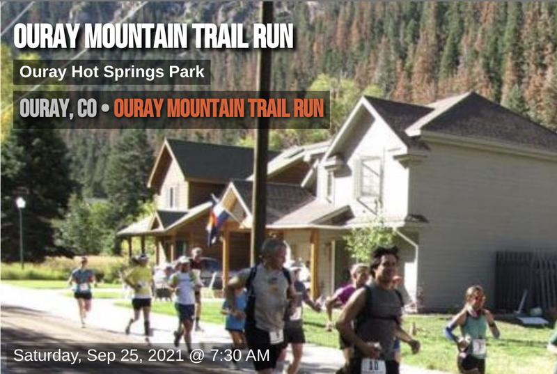 Ouray Mountain Trail Run website