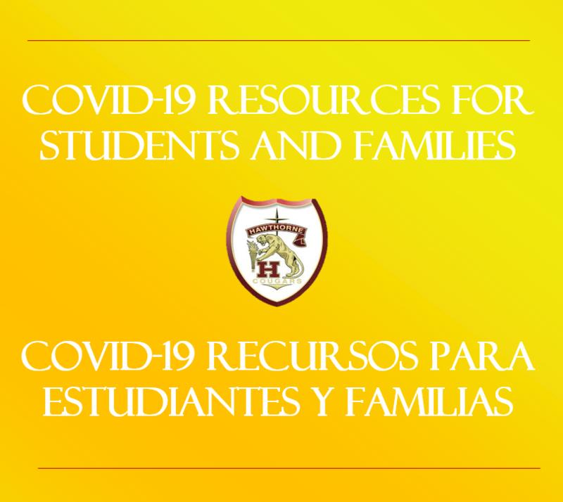 Counseling Resources & Recursos de asesoramiento