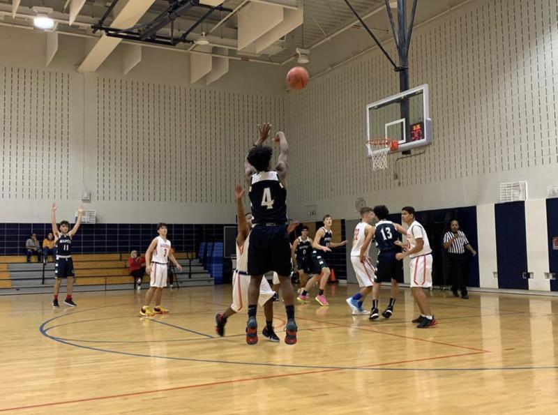 Maspeth High School Boys Varsity Basketball Continues Streak Featured Photo