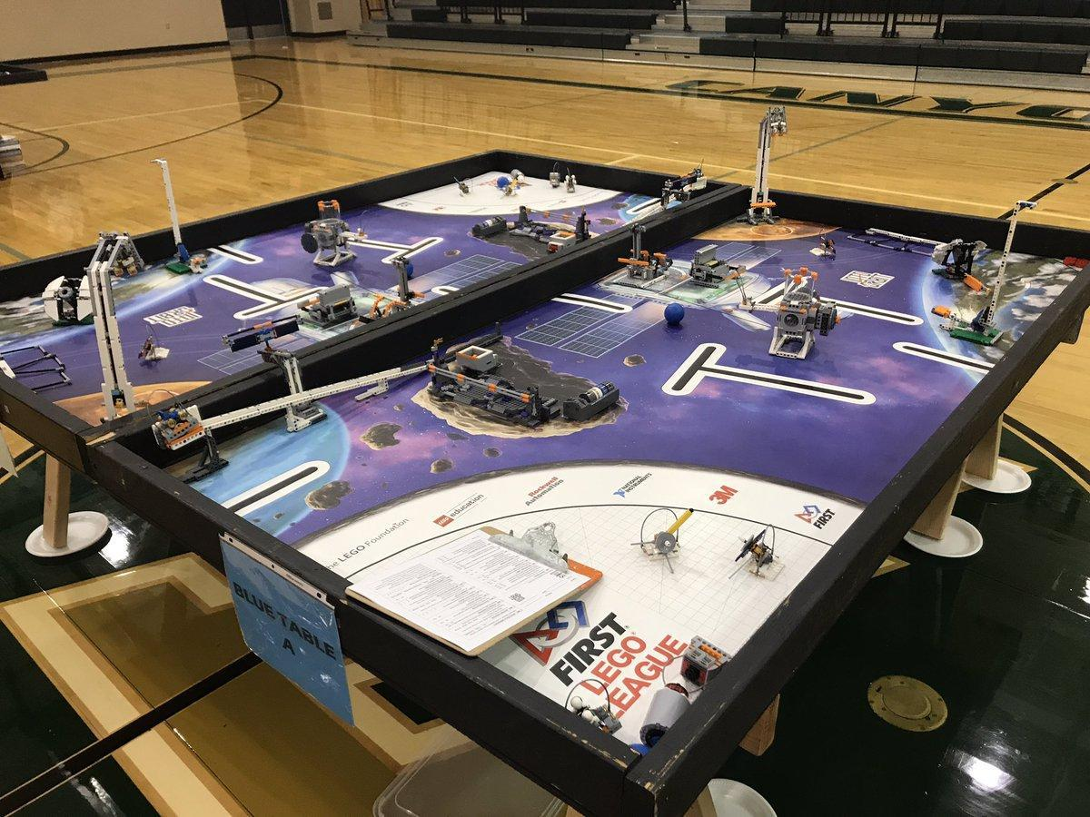 FLL Tournament at CLHS