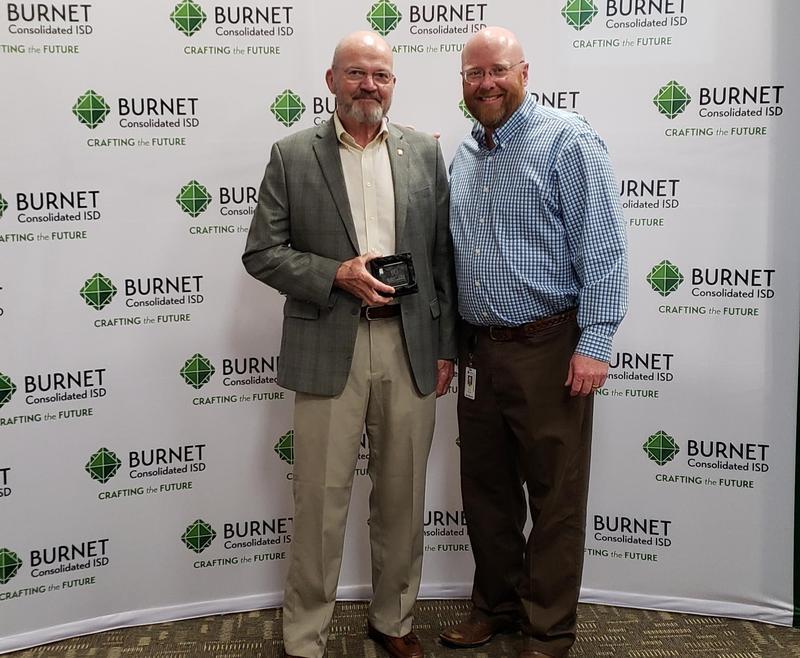 BCISD Honors Craig Lindholm Thumbnail Image