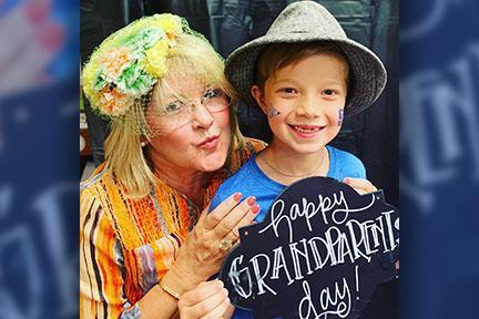 CV Grandparents Day