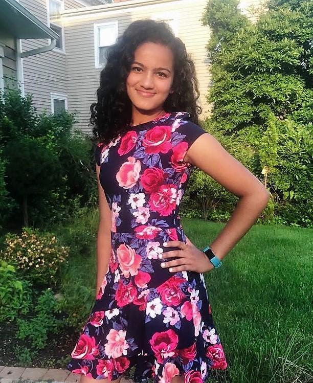 Photo of WHS 11th grader Ashley Talwar
