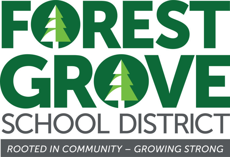 Forest Grove School District Logo