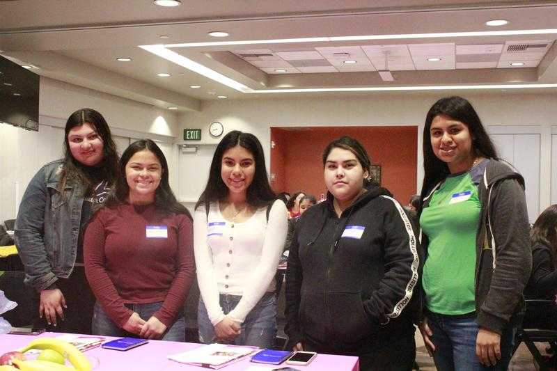 Bassett High School Students Attend Health Conference