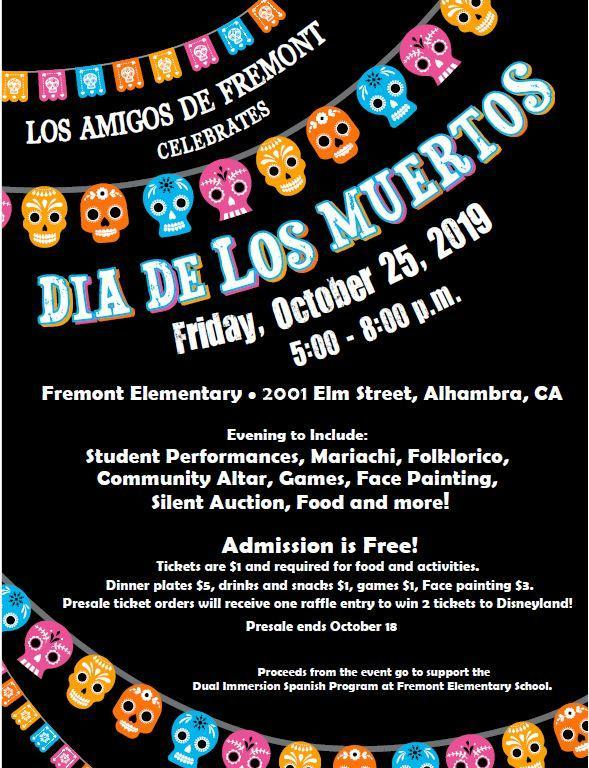 Dia de los Muertos Event Featured Photo