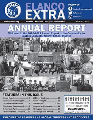 ELANCOExtra Spring 2021 Newsletter Cover Image