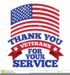 Thank You for your service Veterans' Day photo