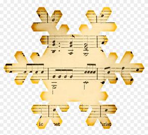 Music Snowflake