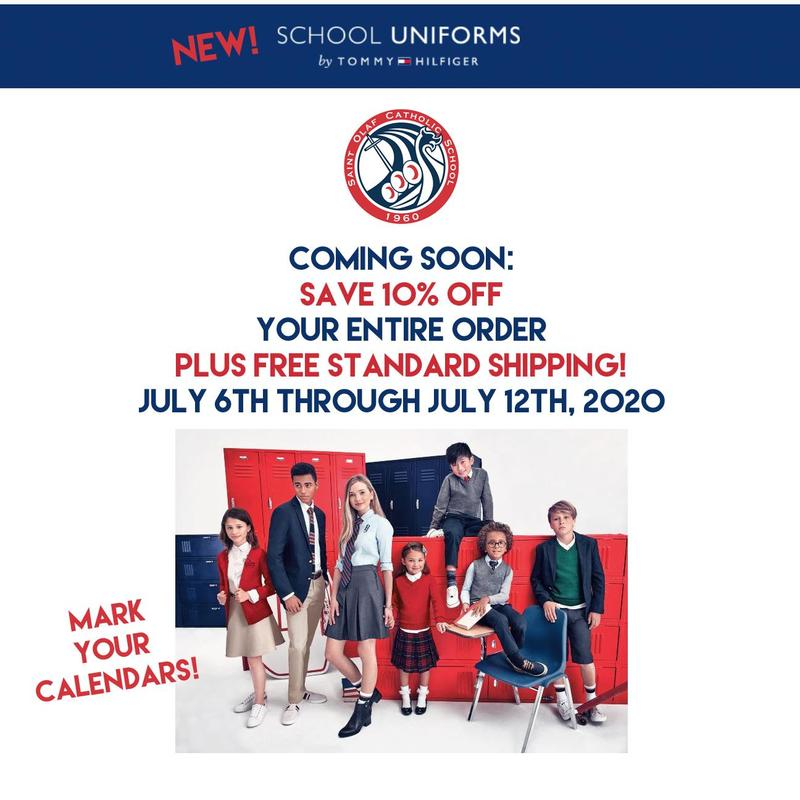 Coming Soon! - New Uniform Sale Featured Photo