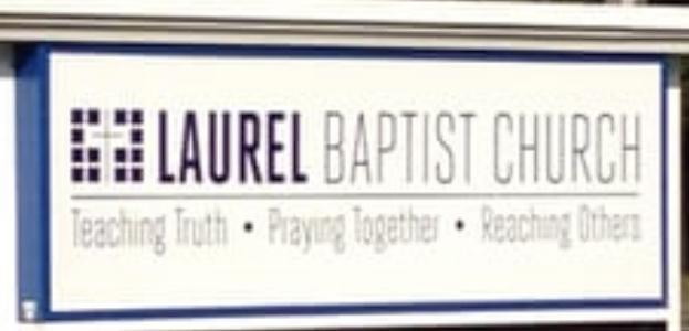 Laurel Baptist Church logo