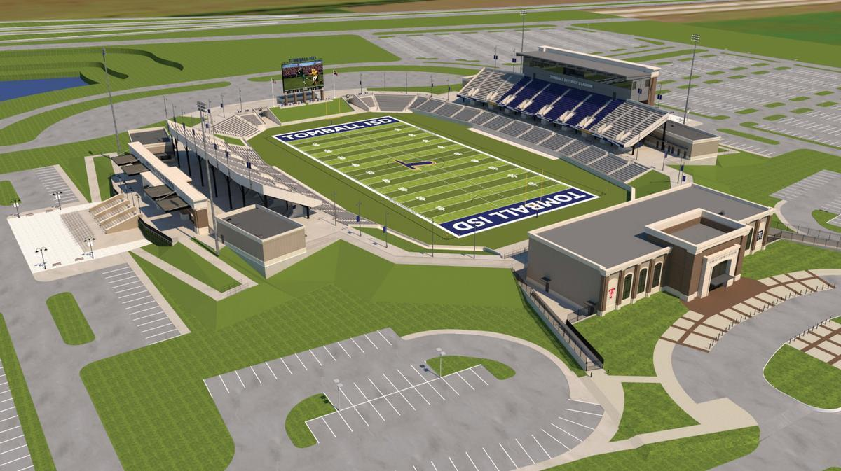 New Stadium Rendering