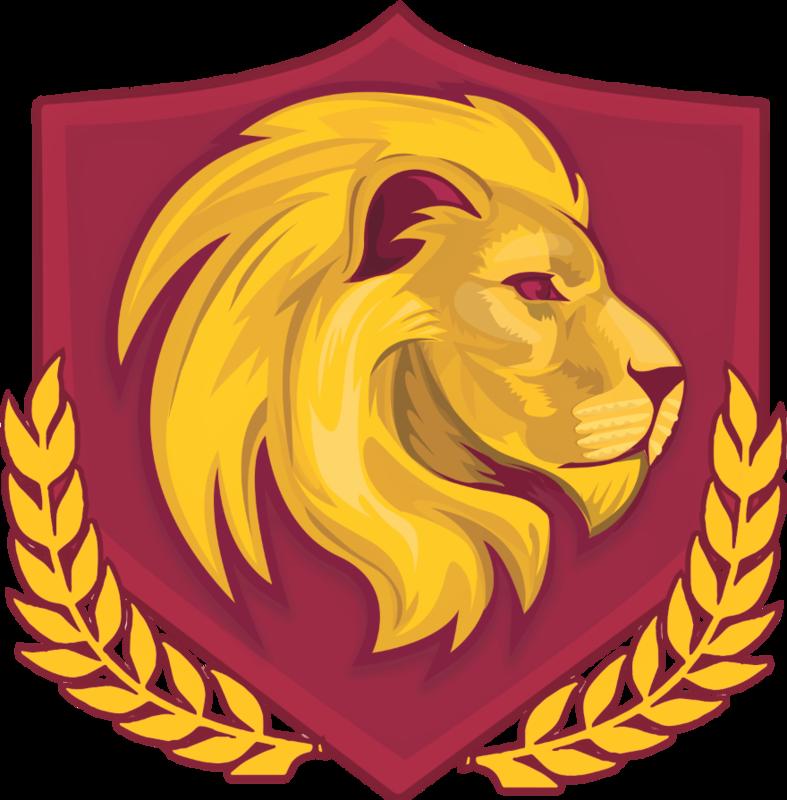 Merrick Academy Lion