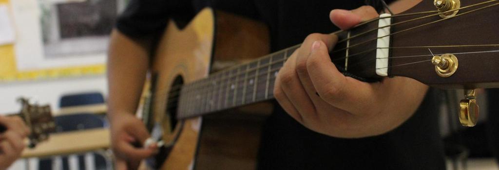 Guitar Club Omar Ramos