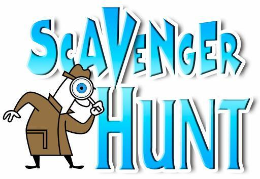 The Scavanger Hunt is ON! Featured Photo