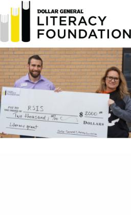 literacy grant