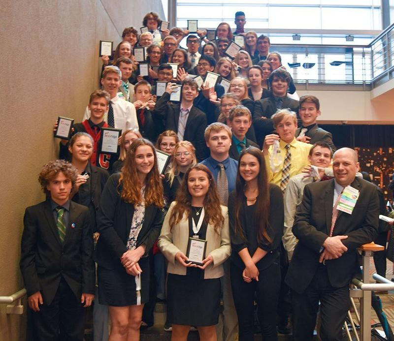 CHS FBLA State Conference Press Release Thumbnail Image