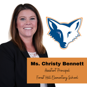 Bio pic of Christy Bennett