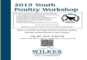 Youth Poultry Workshop