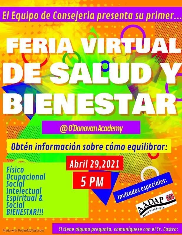 Health & Wellness Fair Flyer SPANISH.jpg
