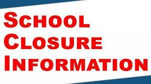 School Closure Notification for Monday, February 22nd Thumbnail Image