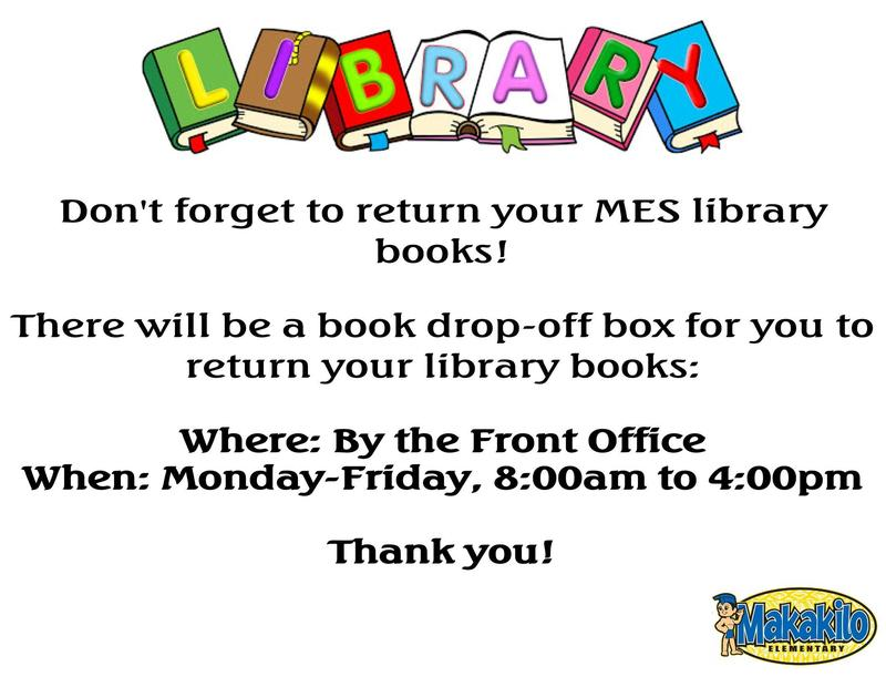 Don't forget to return your library books! Featured Photo