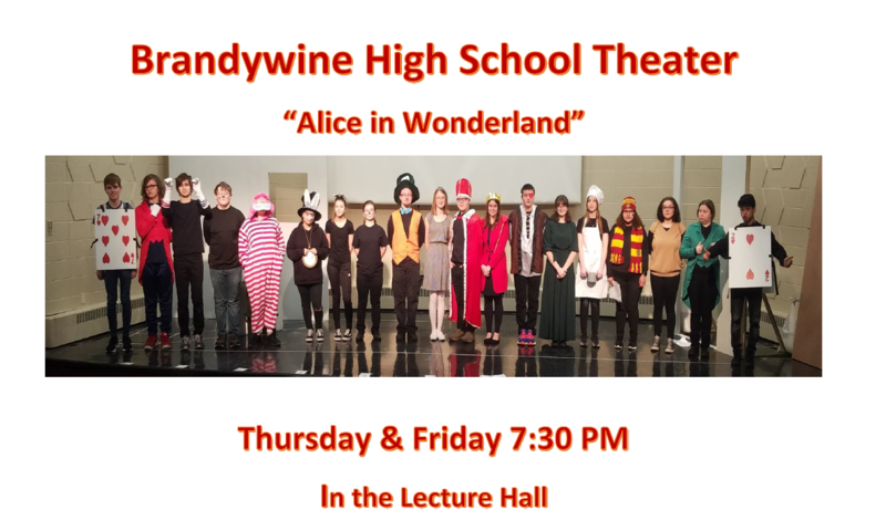 Brandywine High School Theater Thumbnail Image