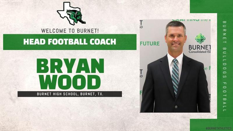Burnet CISD Names New Head Football Coach Thumbnail Image