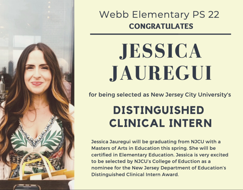 Congratulations Jessica Jauregui on being selected as the Distiguished Clinical Intern! Featured Photo