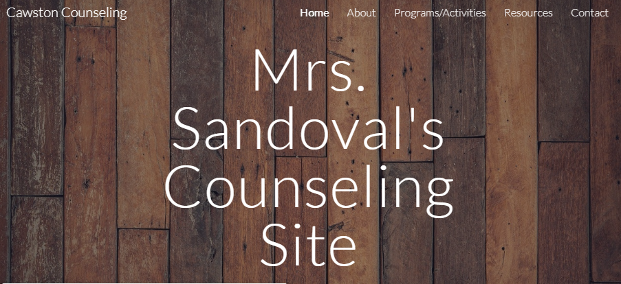 aida sandoval counseling site