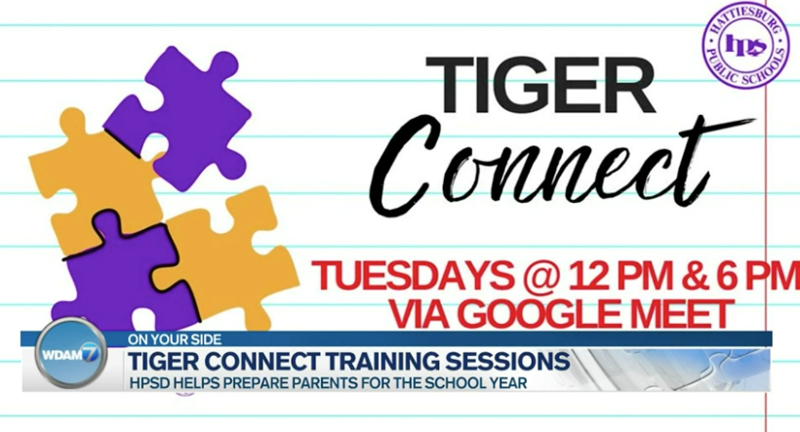 WDAM: 'Tiger Connect' training sessions offer resources to HPSD parents Featured Photo