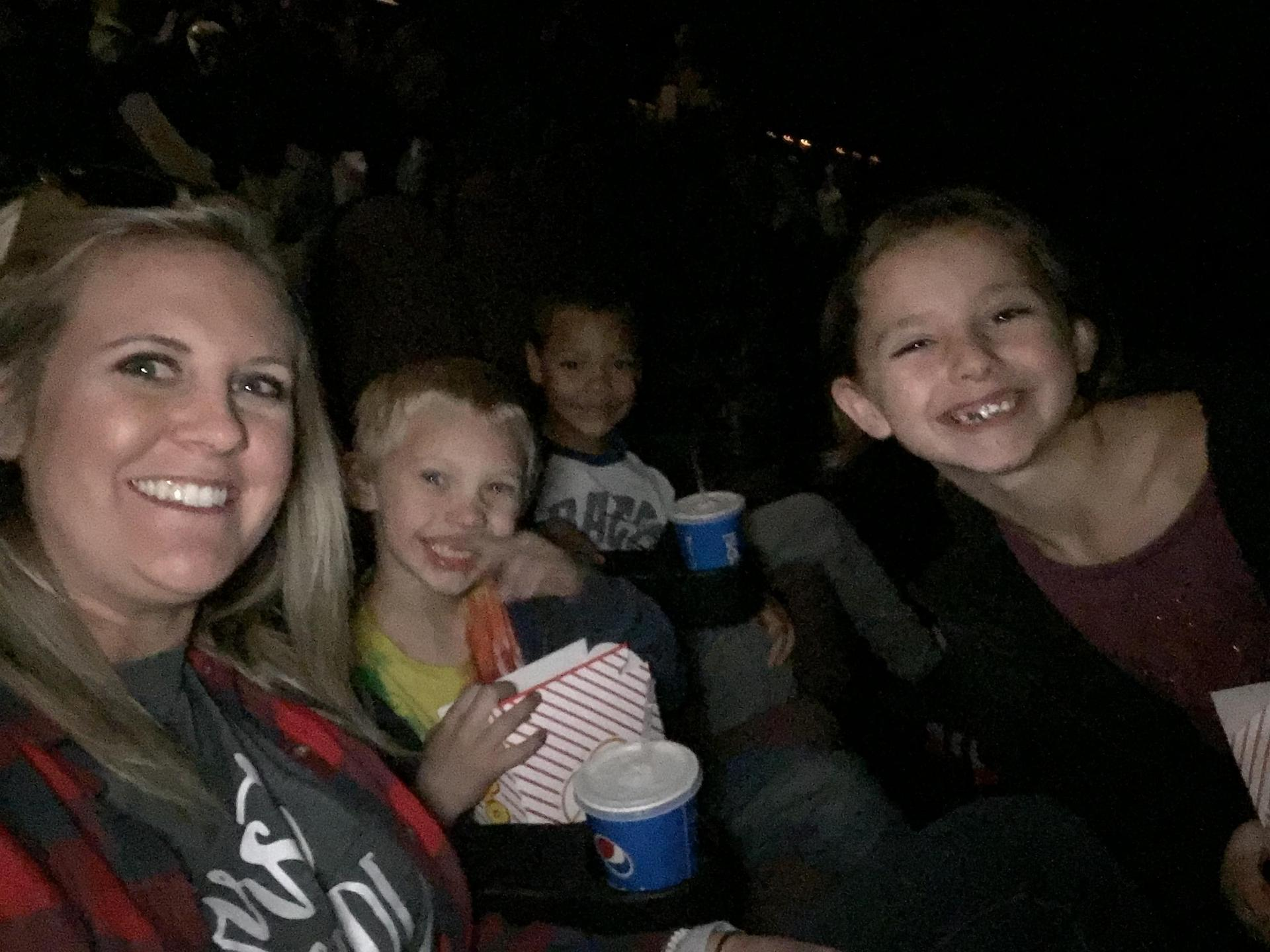 Field Trip to see the Grinch